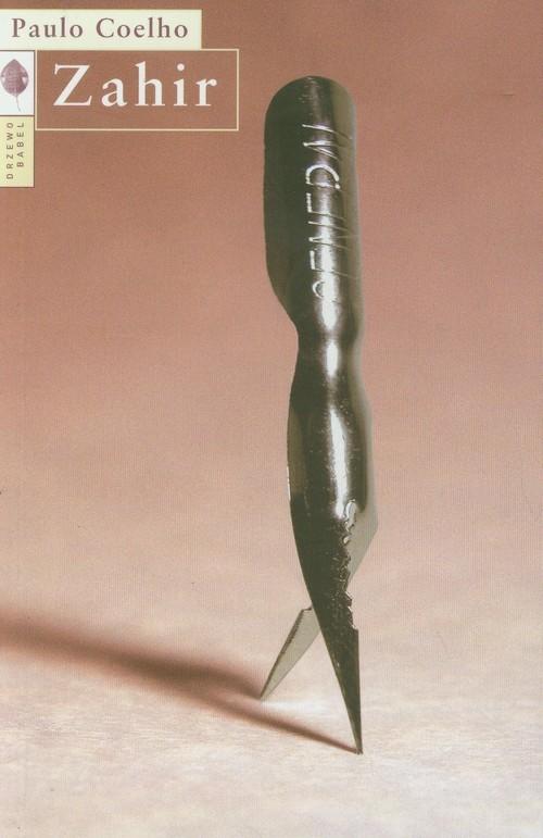 okładka Zahir, Książka | Paulo Coelho