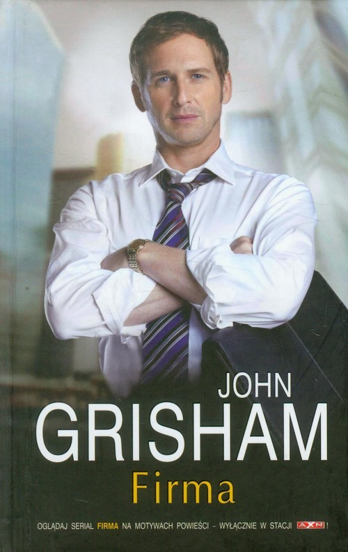 okładka Firma, Książka | Grisham John