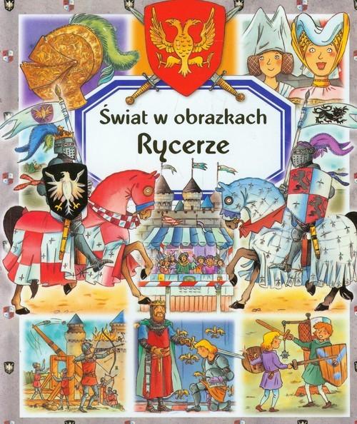 okładka Rycerze, Książka | Philippe Simon, Emilie Beaumont, Marie- Bouet