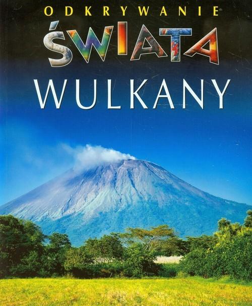 okładka Wulkany Odkrywanie świata, Książka | Emilie Beaumont, Christine Gaudin