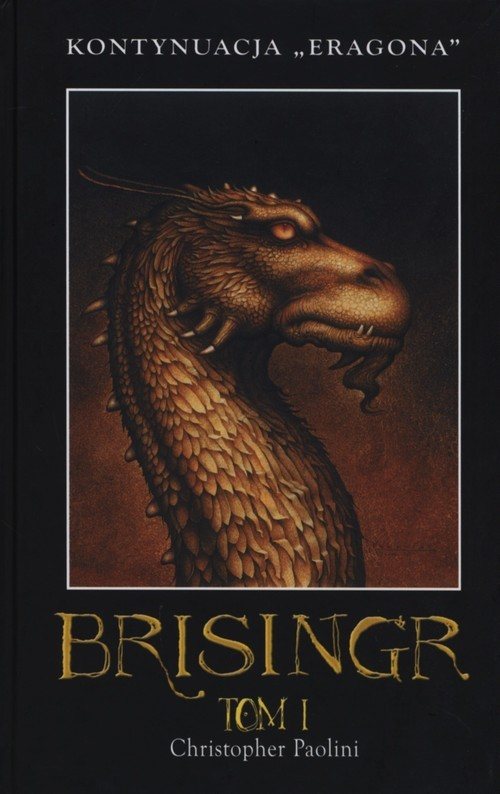 okładka Brisingr Tom 1, Książka   Paolini Christopher
