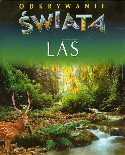okładka Las Odkrywanie świata, Książka | Emilie Beaumont, Henry Eynard