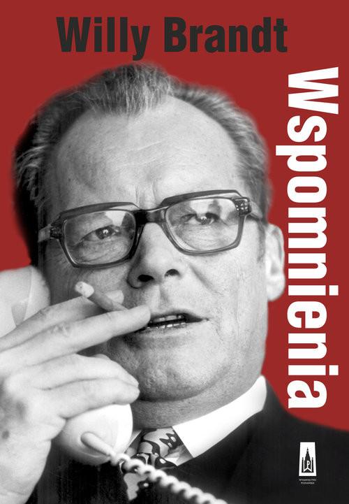 okładka Wspomnienia, Książka | Brandt Willy