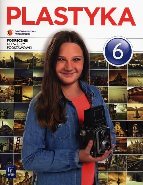 okładka Plastyka 6 Podręcznik, Książka | Stakosław K. Stopczyk, Barbara Neubart, Choła