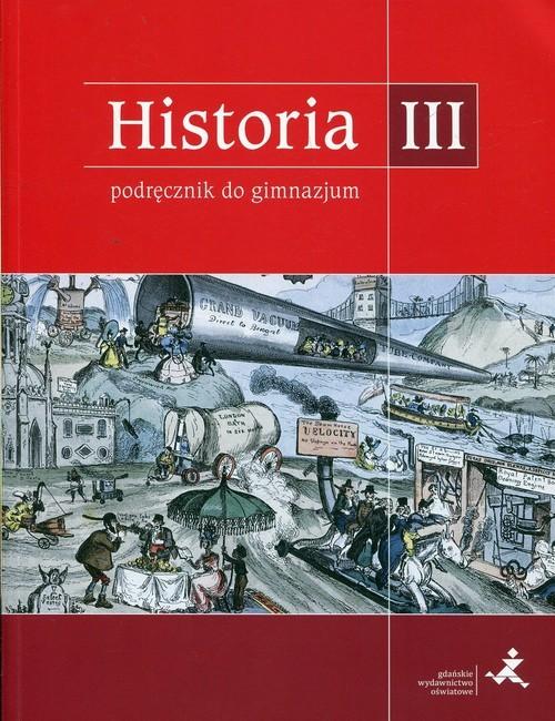okładka Podróże w czasie Historia 3 Podręcznik Gimnazjum, Książka | Tomasz Małkowski, Jacek Rześniowiecki
