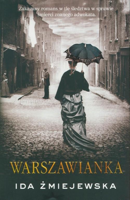 okładka Warszawianka, Książka | Żmiejewska Ida