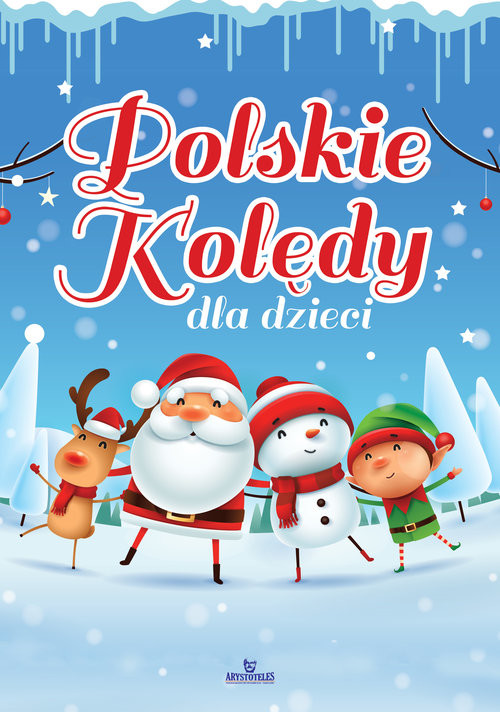 okładka Polskie kolędy dla dzieciksiążka |  |