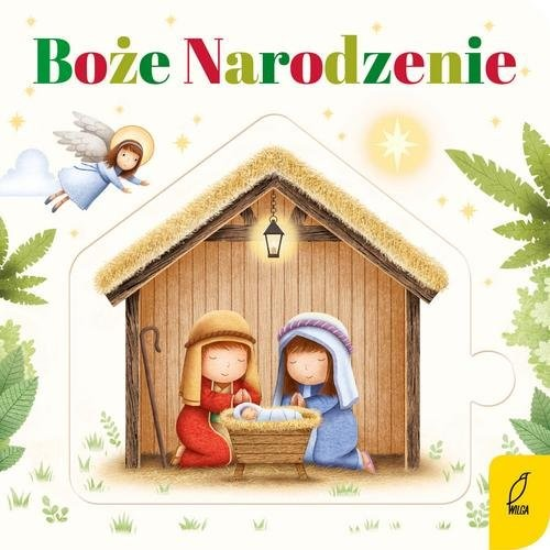 okładka Czytanki - układanki Boże Narodzenie, Książka |