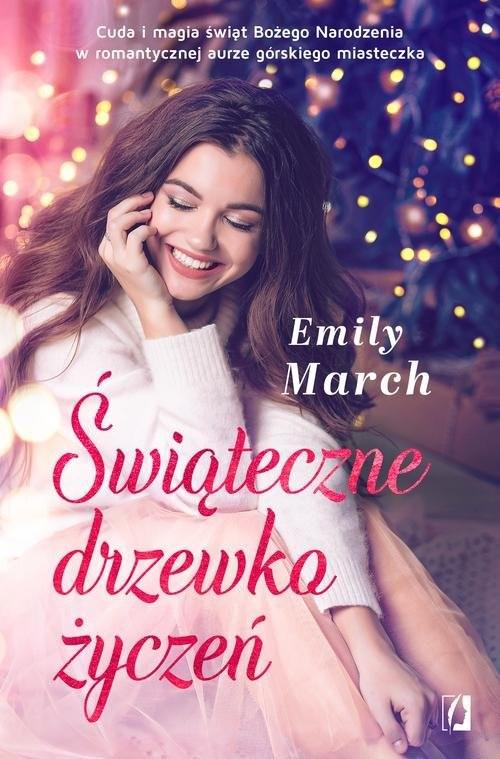 okładka Świąteczne drzewko życzeń, Książka | March Emily