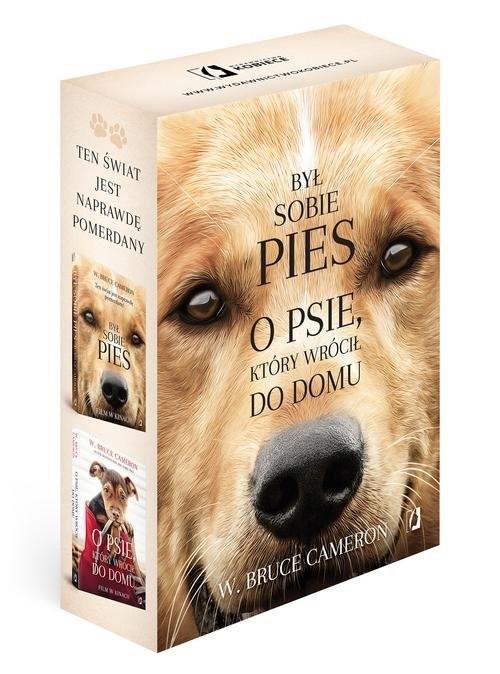 okładka Był sobie pies/O psie który wrócił do domu Pakiet, Książka | W. Bruce Cameron