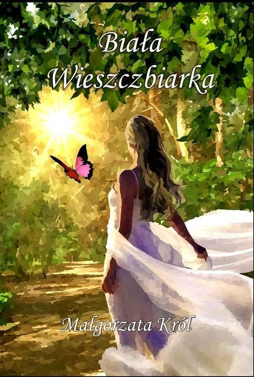 okładka Biała Wieszczbiarka, Książka | Król Małgorzata