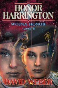 okładka Wojna Honor, część IIksiążka      Weber David