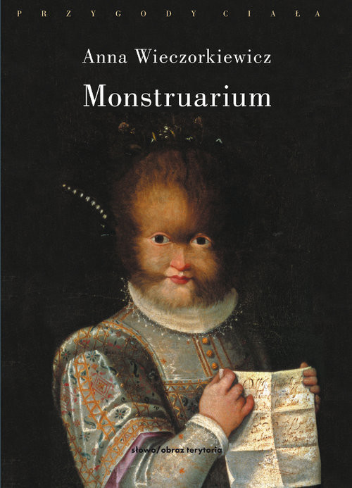 okładka Monstruarium, Książka | Wieczorkiewicz Anna