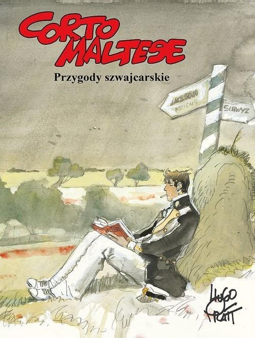 okładka Corto Maltese Tom 11 Przygody szwajcarskie, Książka | Pratt Hugo