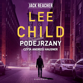 okładka Podejrzanyaudiobook | MP3 | Child Lee