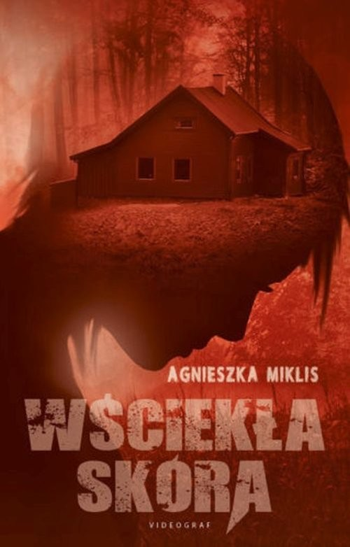 okładka Wściekła skóra, Książka   Miklis Agnieszka