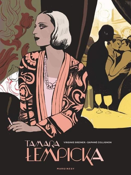 okładka Tamara Łempicka, Książka | Virginia Greiner, Daphne Collignon