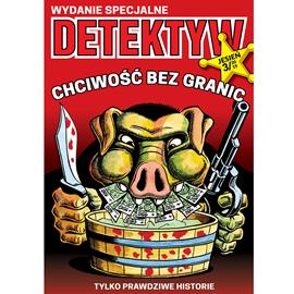 okładka Detektyw Wydanie Specjalne nr 3/2019audiobook | MP3 | Agencja Prasowa S. A. Polska