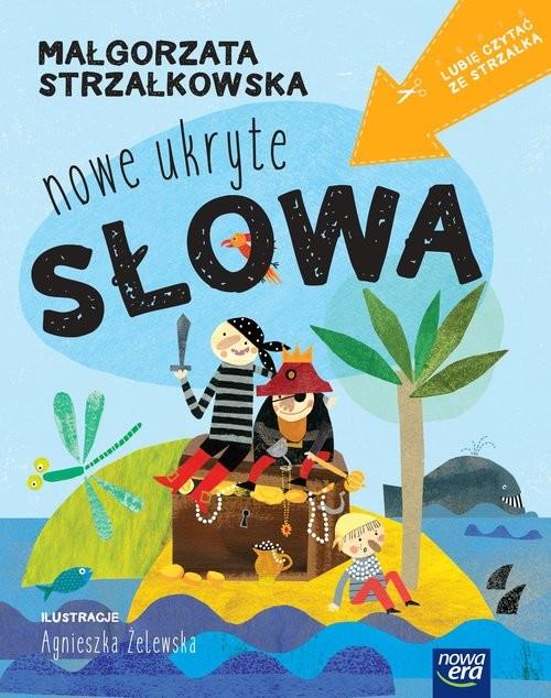 okładka Nowe ukryte słowa, Książka | Strzałkowska Małgorzata