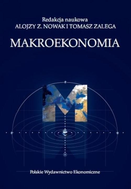 okładka Makroekonomia, Książka |