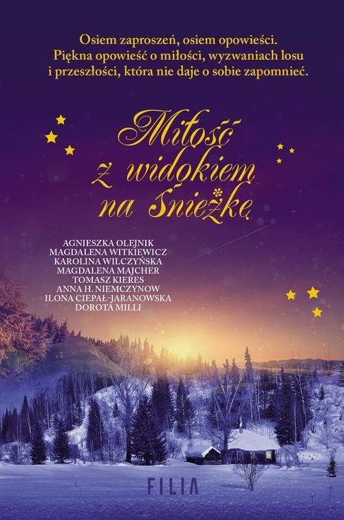 okładka Miłość z widokiem na Śnieżkę, Książka | Magdalena Witkiewicz, Anna H. Niemczynow, Ole
