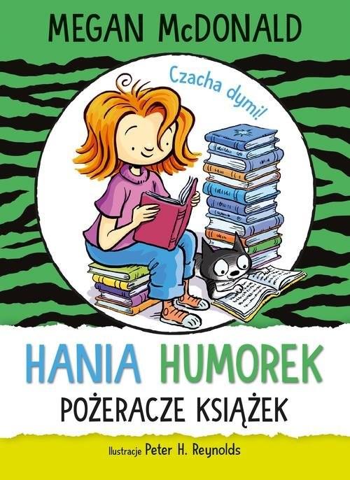 okładka Hania Humorek Pożeracze książekksiążka |  | McDonald Megan