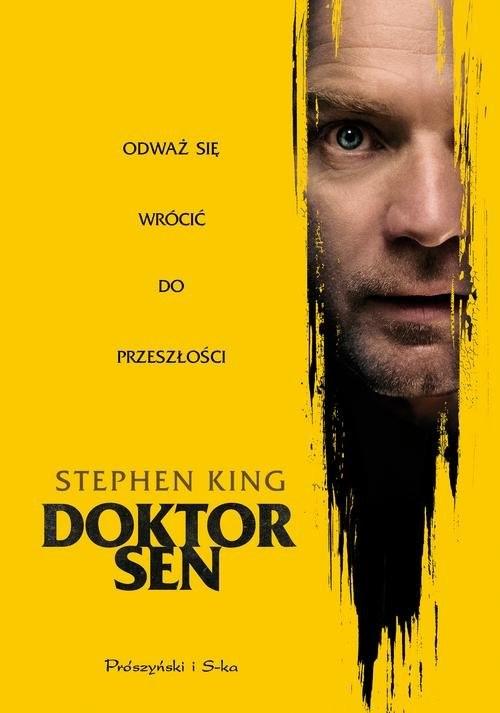 okładka Doktor Sen, Książka | Stephen King