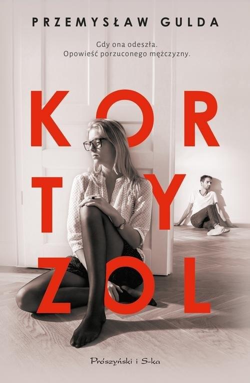 okładka Kortyzol, Książka | Gulda Przemysław