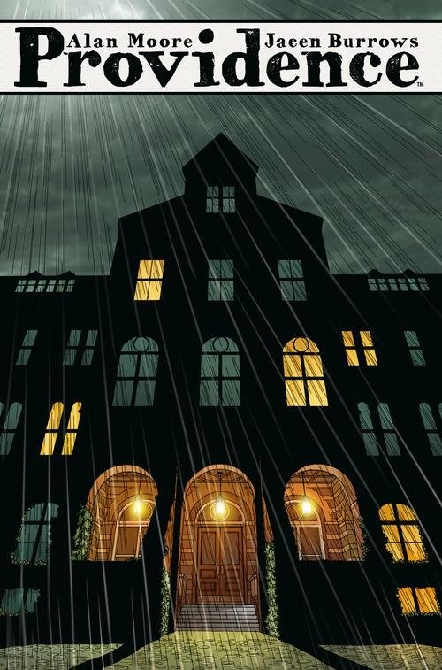 okładka Providence T.2książka      Alan Moore