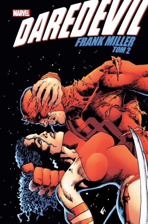 okładka Daredevil T.2, Książka | Miller Frank
