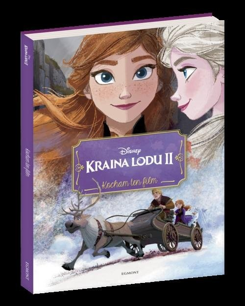 okładka Kraina Lodu 2 Kocham ten film, Książka | Francis Suzanne
