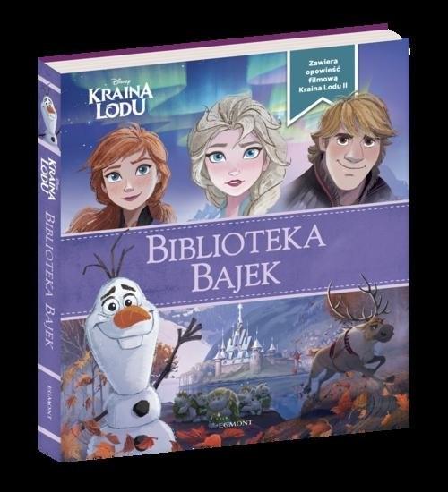 okładka Kraina Lodu Biblioteka Bajekksiążka |  | Opracowanie zbiorowe