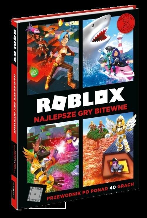okładka Roblox Najlepsze gry bitewne Przewodnik po ponad 40 grach, Książka | Wiltshire Alex
