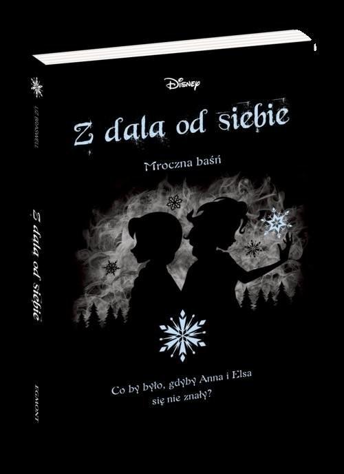 okładka Z dala od siebie Mroczna baśń, Książka | Calonita Jen