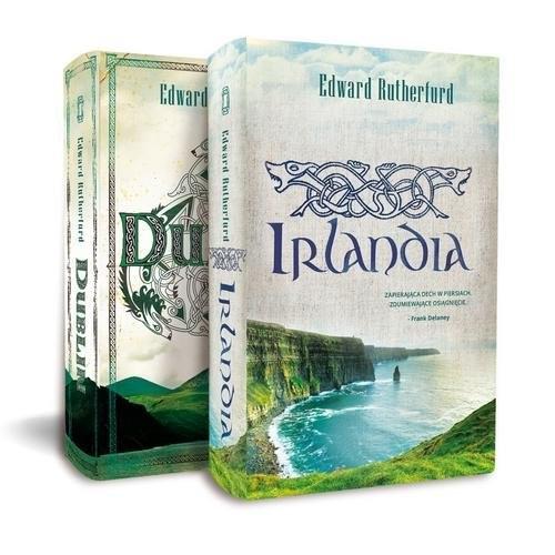 okładka Pakiet Dublin + Irlandia, Książka | Edward Rutherfurd