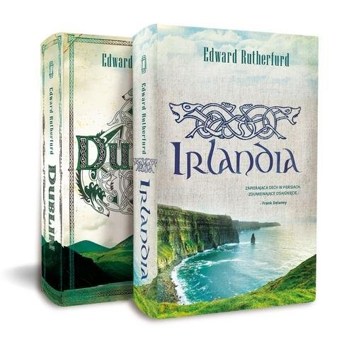 okładka Pakiet Dublin + Irlandiaksiążka |  | Rutherfurd Edward