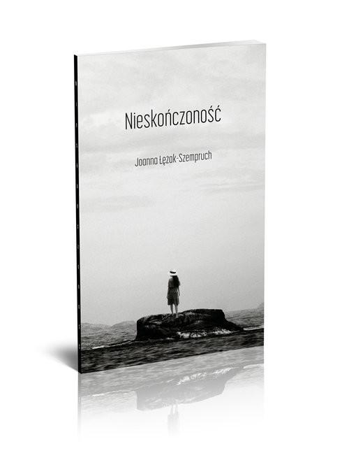 okładka Nieskończoność, Książka | Łężak - Szempruch Joanna