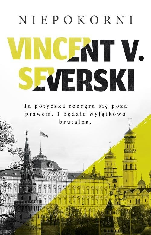 okładka Niepokorni, Książka | Vincent V. Severski