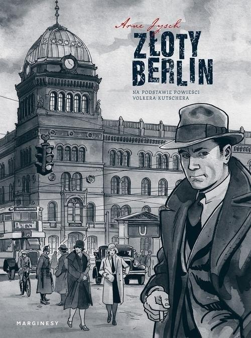 okładka Złoty Berlin, Książka | Jysch Arne