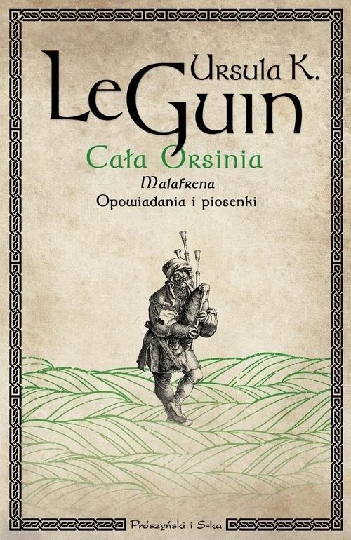 okładka Cała Orsiniaksiążka |  | Ursula K. Le Guin