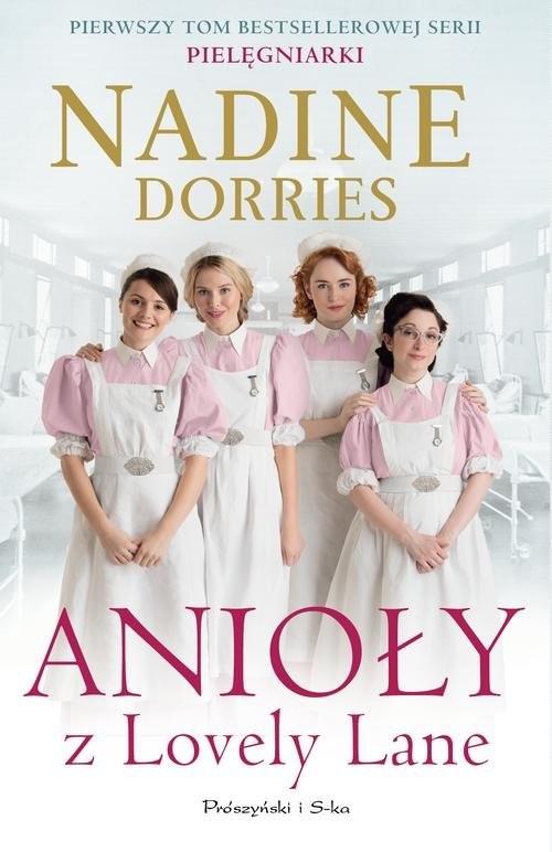 okładka Anioły z Lovely Lane, Książka   Dorries Nadine