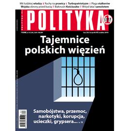 okładka AudioPolityka Nr 34 z 21 sierpnia 2019 roku, Audiobook | Polityka