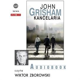 okładka Kancelariaaudiobook | MP3 | John  Grisham