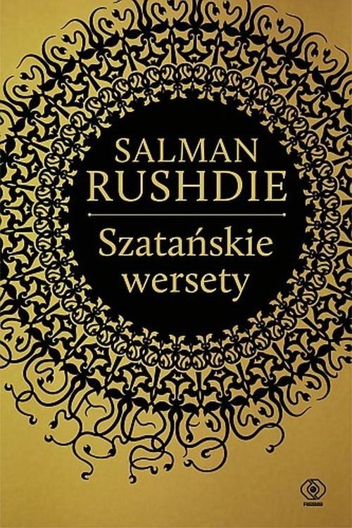 okładka Szatańskie wersety IX, Książka | Salman Rushdie