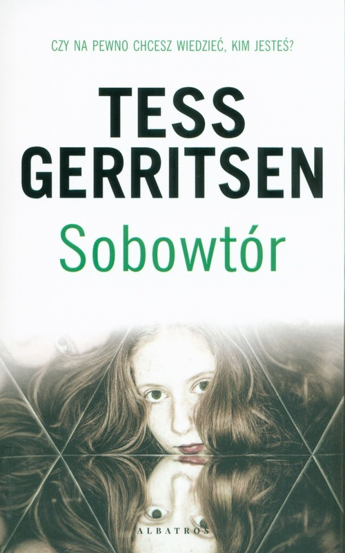 okładka Sobowtór, Książka | Tess Gerritsen