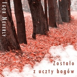 okładka Zostało z uczty Bogów, Audiobook | Neverly Igor