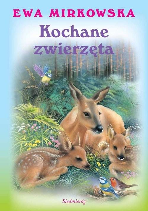 okładka Kochane zwierzęta, Książka | Ewa Mirkowska