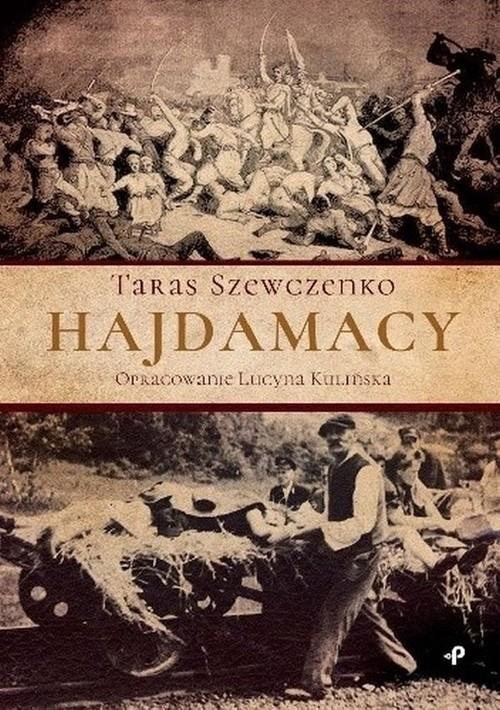 okładka Hajdamacy, Książka | Kulińska Lucyna