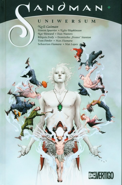 okładka Sandman Uniwersumksiążka |  | Neil Gaiman, Simon Spurrier, Kat Howard, Hopk