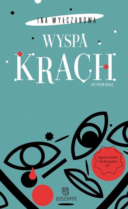 okładka Wyspa Krach, Książka | Wyłczanowa Ina